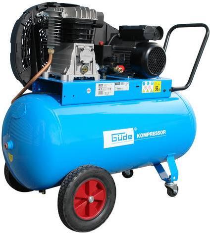 Compressoren olie-gevuld