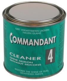 Commandant cleaner