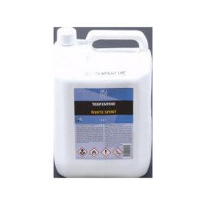 Terpentine, wasbenzine en thinner