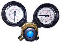 Reduceerventiel t.b.v. zuurstof cilinder