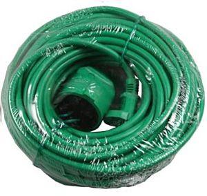 Verlengsnoer groen 20 Meter