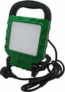 Led werklamp / bouwlamp 20W 220V 1400 lumen 4000K (SMD)