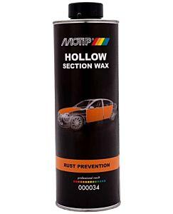 Onderschr.bus Anti-roest / Hollow Section Wax transparant Motip