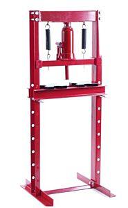 Werkplaatspers / raamwerkpers 12 Ton staand