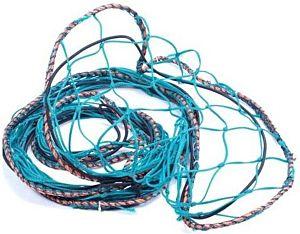 Aanhangwagennet 2x1 meter elastiek - MAAS 10x10