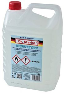 Desinfectant / Desinfectiemiddel 5 liter