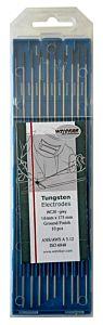 Wolfram elektrode 1.6 x 175 mm (voor TIG lassen)