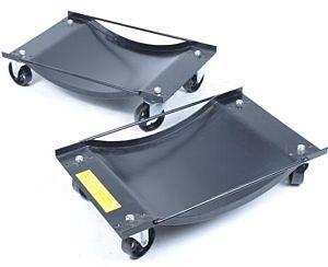 Automover / Car dolly 450 kg set (2 stuks)