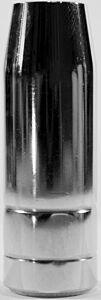 Gasmond Konisch / voorstukje lastoorts mb15 voor MIG/MAG lasapparaten