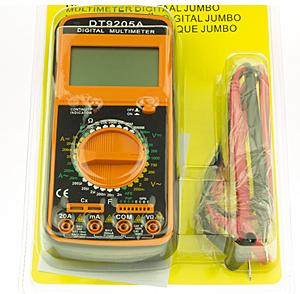 Multimeter digitaal 20 ampere Prof.