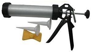 Kitpistool + worstpistool in één (240mm)