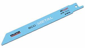 Reciprozagen 150mm klein model voor metaal 2 stuks Powerplus