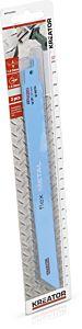 Reciprozagen 225mm lang model voor metaal 2 stuks