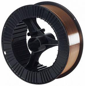 Lasdraad SG2 MIG D300 1.0mm / 15Kg (staal)