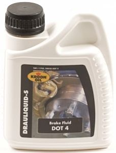 Remvloeistof 500ml Drauliquid DOT 4