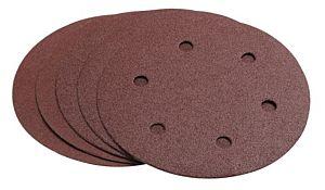 Schuurpapier 180mm K60 5 vellen