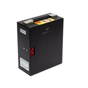 Lithium accu t.b.v. elektrische palletwagens