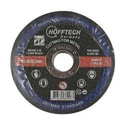 Slijpschijf / doorslijpschijf METAAL 115x2.5x22.2 mm
