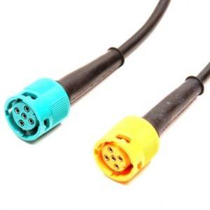 Stekkers voor verlichtingsset 43 LED