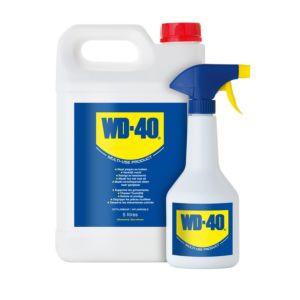 WD40 5 Ltr can + spuit (Actie pack XXL)