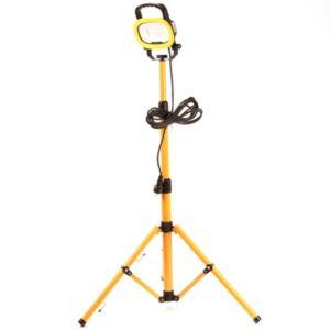 Led werklamp/bouwlamp op statief 21w (1650Lum-4000K)