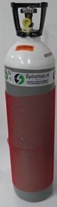 Gasfles eigendom 20 liter zuurstof inclusief vulling
