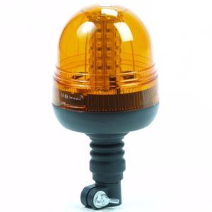 Zwaailamp oranje LED 12/24 Volt 3 functies