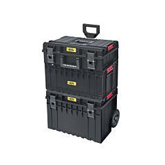 Systainer set 3 delig / mobiel opbergsysteem 600x460x894 deelbaar