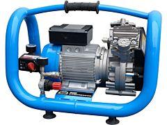 Compressor Güde 240/10/5 Super Silent, 2 cilinder