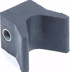 Bootvangmuil 75x76x85 mm - asgat 20 mm.