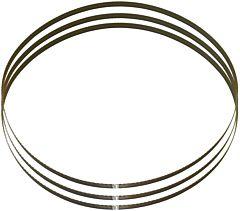 Zaaglint voor lintzaag MBS125 (8/12 tanden-1435x13x0,65mm)