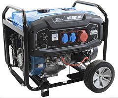 Aggregaat / generator Güde GSE 8701 RS Elektr. start 7800w + Accu