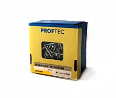 Proftec snelboorschroef / spaanplaatschroef 5.0x40 TX