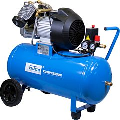 Compressor Güde 400/10/50 N prof (V-twin 2 cilinder)