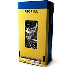 Proftec snelboorschroef / spaanplaatschroef 5.0x50 TX
