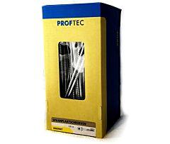 Proftec snelboorschroef / spaanplaatschroef 6.0x150 TX (100St)