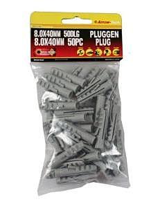 Plug / pluggenset 50 delig 8MM