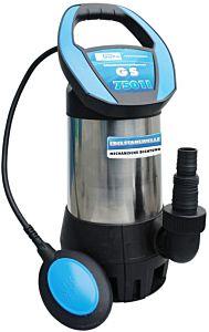 Vuilwater dompelpomp Güde RVS GS7501 I (13000 ltr/h)