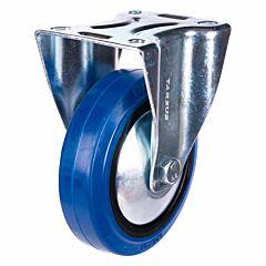 Bokwiel heavy 125mm blauw model