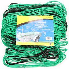 Aanhangwagennet 3x1.8 meter elastiek - MAAS 10x10