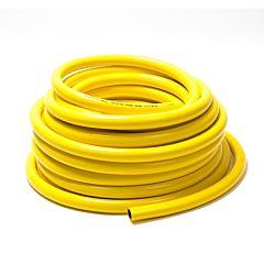 """Alfaflexslang geel 1"""" - 25 meter"""
