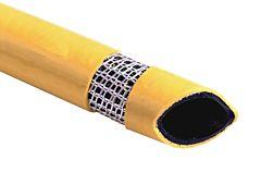"""Alfaflexslang / waterslang flexibel geel 1"""" (25mm) - per meter"""