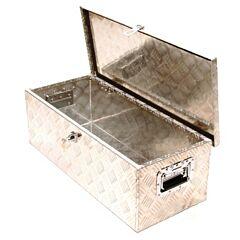 Aluminium kist 760x330x235 mm