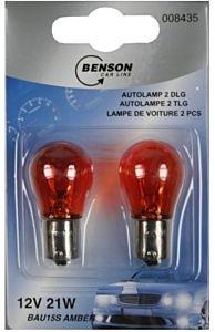 Autolamp/knipperlicht 12V-21W (2 stuks)