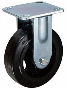 Bokwiel 200x50mm rubber 270KG