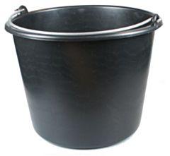 Emmer / bouwemmer 12 liter
