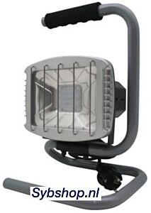 Bouwlamp & bluetooth speaker 2-in-1