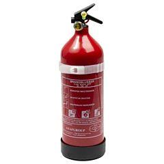 Brandblusser / schuimblusser 2 liter ABF