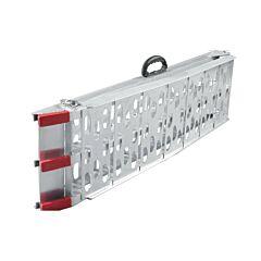 Oprijplaat / oprijplank vouwbaar 340kg (1 stuk)