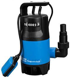 Vuilwater dompelpomp Güde GS 4002 P (7.500 ltr/h)